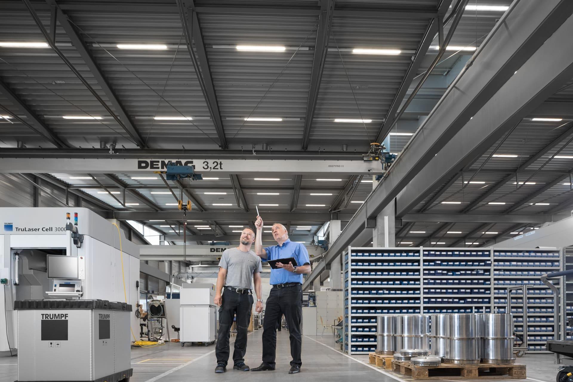 Industrie Fotograf Stuttgart Industriefotografie